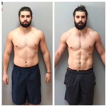 adam piett before after pictures dnafitness dna fitnes
